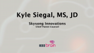IEEE Brain: the Neurotech Interviews - Kyle Siegal