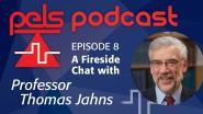 PELS Podcast Episode 8 - A Conversation with Thomas Jahns