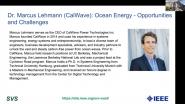 Ocean Energy – Opportunities & Challenges