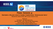 Empower a Billion Lives II  Global Competition - Stakeholder Input - 2021 Virtual Energy Access Workshop and EBL-2