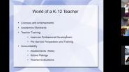 Preparing Teachers for a Quantum Tomorrow