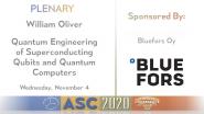 Quantum Engineering of Superconducting Qubits & Quantum Computers: Applied Superconductivity Conference 2020