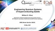 Quantum Engineering of Superconducting Qubits