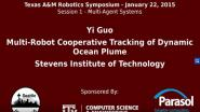 Multi-robot Cooperative Tracking of Dynamic Ocean Plume