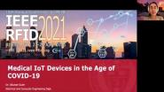 Keynote: Medical IoT Devices in the Age of COVID-19