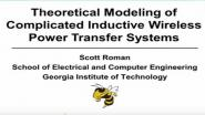B3 Theoretical Modeling of Complicated Inductive Wireless Power Transfer Systems