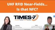C2 UHF RFID Near Fields...Is That NFC?