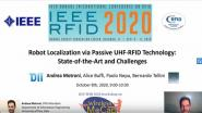 D1 Robot Localization via Passive UHF RFID Technology State of the Art and Challenges