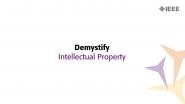 Demystifying Intellectual Property