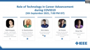 Role of Technology in Career Advancement during COVID19 | IEEE QT3 4.0