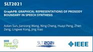 Graphpb: Graphical Representations Of Prosody Boundary In Speech Synthesis