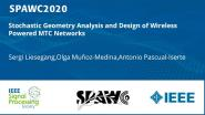 Stochastic Geometry Analysis and Design of Wireless Powered MTC Networks