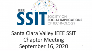 Imaginary trolleys, real people, and true safety design for autonomous vehicles, SCV SSIT Chapter Meeting, September 16, 2020