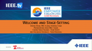 Welcome and Stage Setting - 2021 Virtual Energy Access Workshop and EBL-2