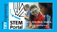 Share. Give Back. Inspire. IEEE Volunteer STEM Portal