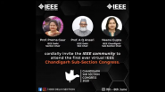 Chandigarh Sub Section Congress : TensorFlow.js Machine Learning