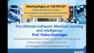 The Ultimate Software: Machine Learning & Intelligence