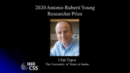 IEEE Ruberti Young Researcher Prize