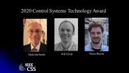 IEEE Control Systems Technology Award
