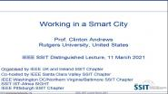 Working in the Smart City