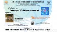 Workshop on Intro to Web Development