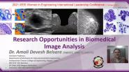 Research Opportunities in Biomedical Image Analysis
