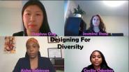 Designing for Diversity (Panel) -WIE ILC 2021