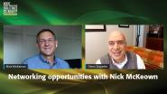 Nick McKeown with Glenn Zorpette - VICS Honors 2021