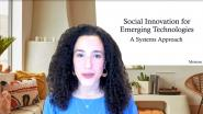 Social Innovation for Emerging Technologies: A Systems Approach- WIE ILC 2021