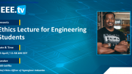 Ethics Lecture for Engineering Students-IEEE EMCC with Will Griffin